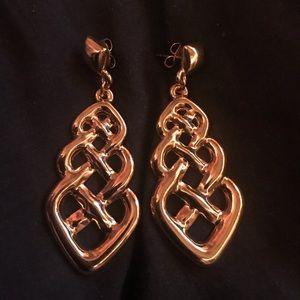 Two pairs of Earrings